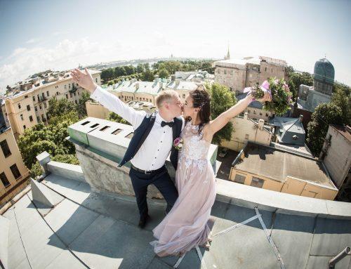 Сезонные скидки и предложения на свадебную фото и видео съемку